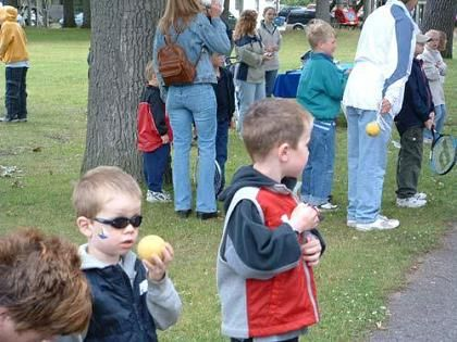 2004 Cherry Festival Fun Day #9