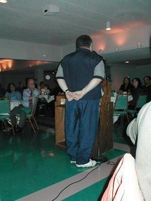 2003 Bob Banquet #12
