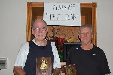 2009 The Bob 6.0 Men's Champions Mike Rublien & Jim Kiesby