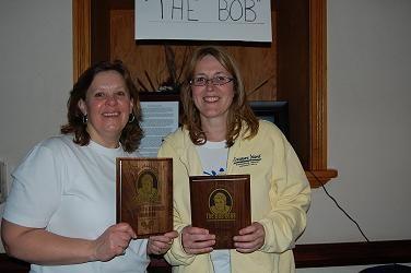 2009 The Bob 6.0 Women's Champions Nadine Donajakowski & Vicki Goodburne