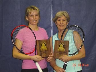 2009 The Bob 6.0 Women's Finalist Jeanne Ferraro & Carol Dell