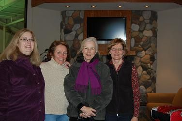 2009 The Bob Friends Lynn Swanson, Annie Murphy, Christie Rasche & Wendy Franz