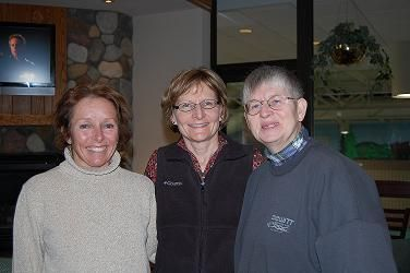 2009 The Bob Good Buddies Ann Murphy, Wendy Franz & Ruth Smith