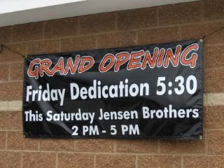Ludington Grand Opening pic 3