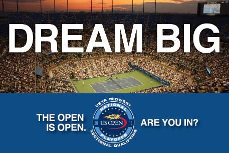 US Open National Qualifying Tournament image large