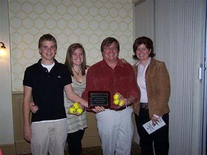 2007 Family of the Year award winner