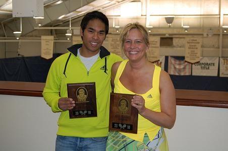 2010 BOB 7.5 Mixed Winners - Aaron Pokorzynski & Denise Burke