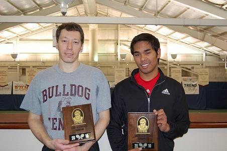 2010 BOB 8.5 Men's Winners - Johan Kruger & Aaron Pokorzynski