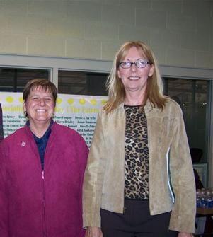 2007 Volunteer of the Year winner
