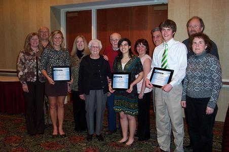 Mrs & Mr. Tresedder, Abby Tresedder, Lynn Swanson, Lorraine and Howard Swanson,