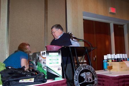 Sally Reeves, Raffle & Door Prize Coordinator