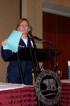 Wendy Franz - Tournament Coordinator