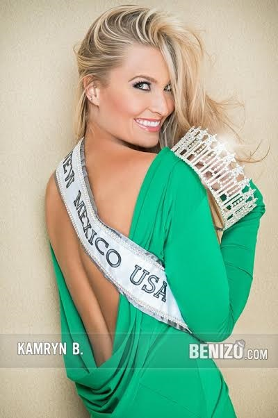 Kami_as_Miss_New_Mexico