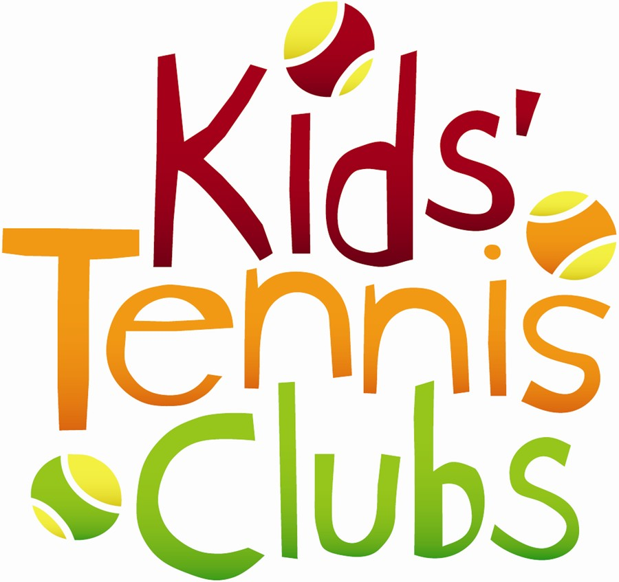 Kids Tennis Club Logo
