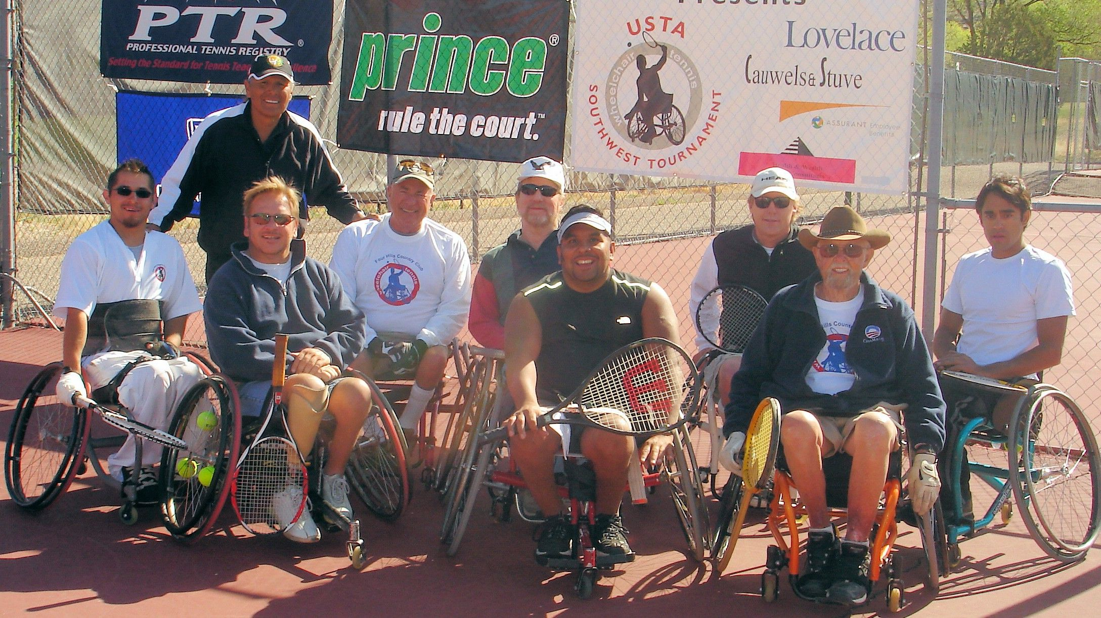 4-Hills CC Wheelchair Tennis