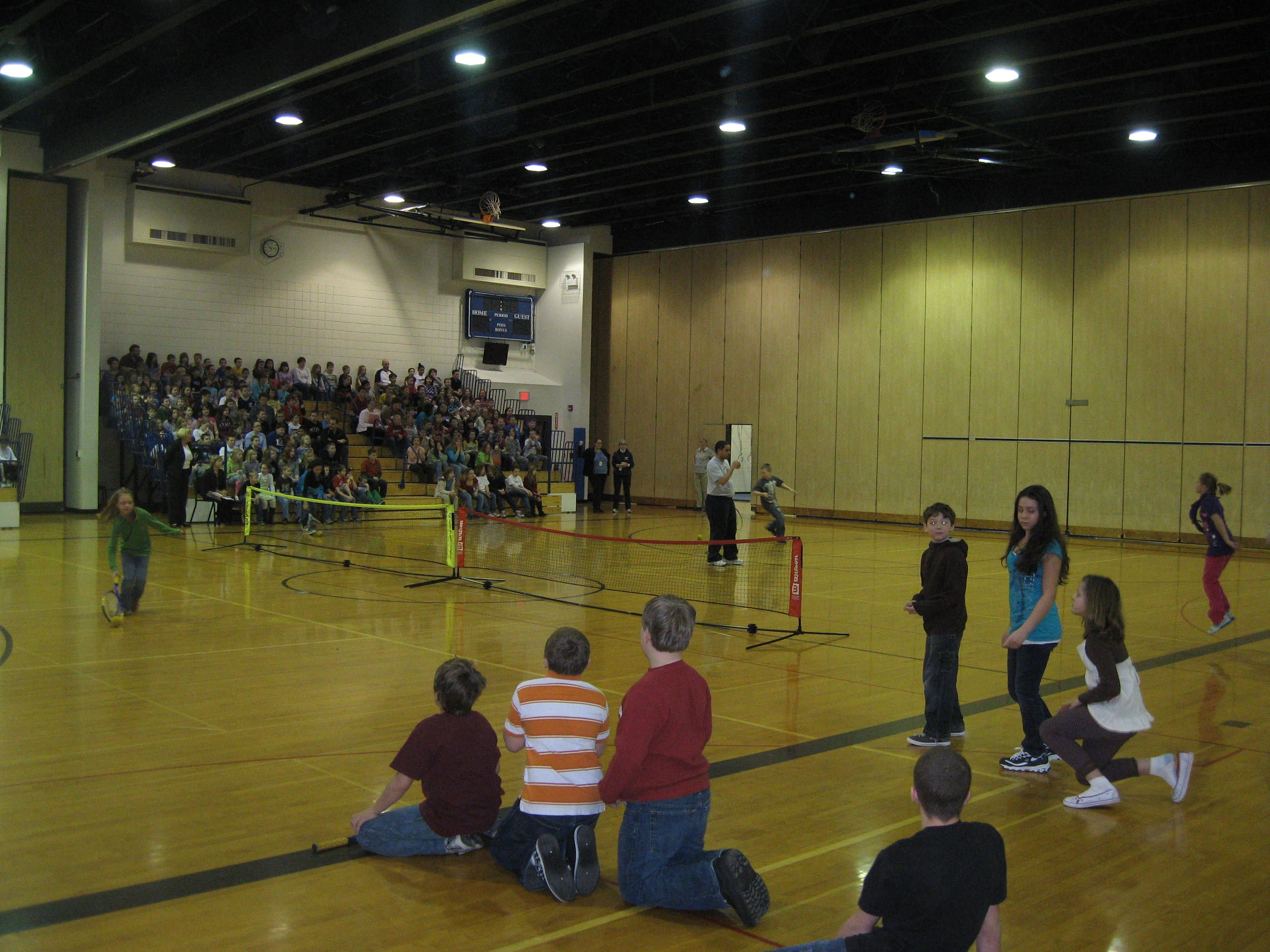School Assemblies in Dolgeville and Little Falls, NY