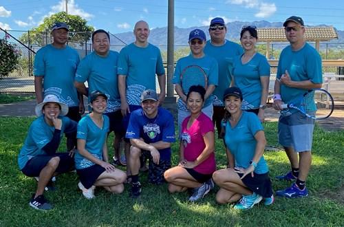 Finalist Hawaiian Tel