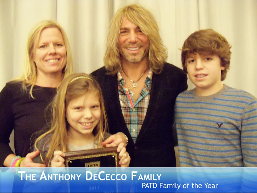 Anthony DeCecco Family PATD Family of the Year