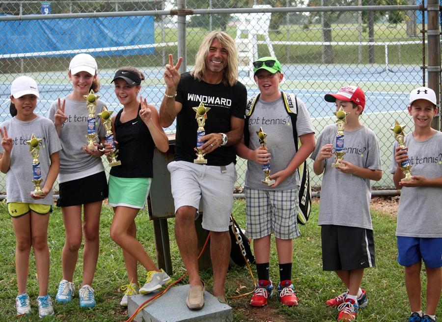 JTT Tennis Addiction Team