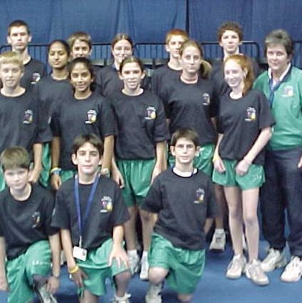 2004 Advanta Ball Kids