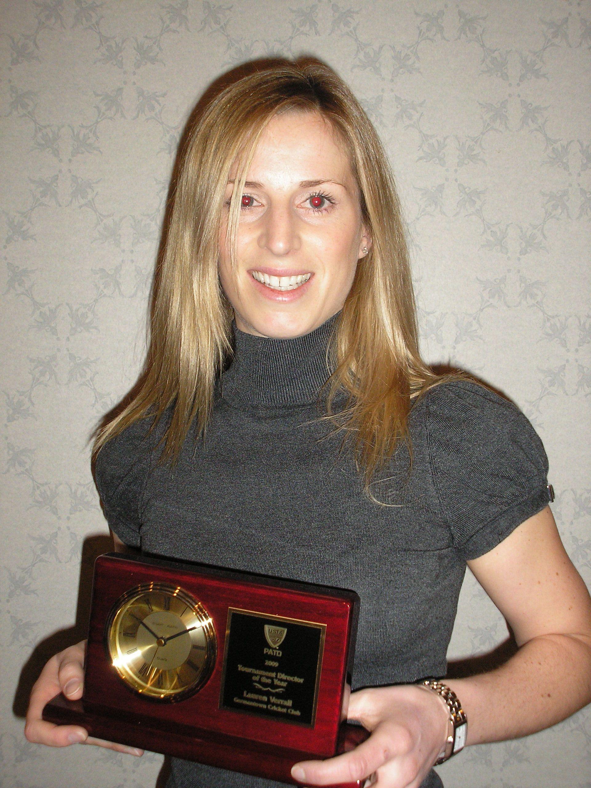 Lauren Verrall