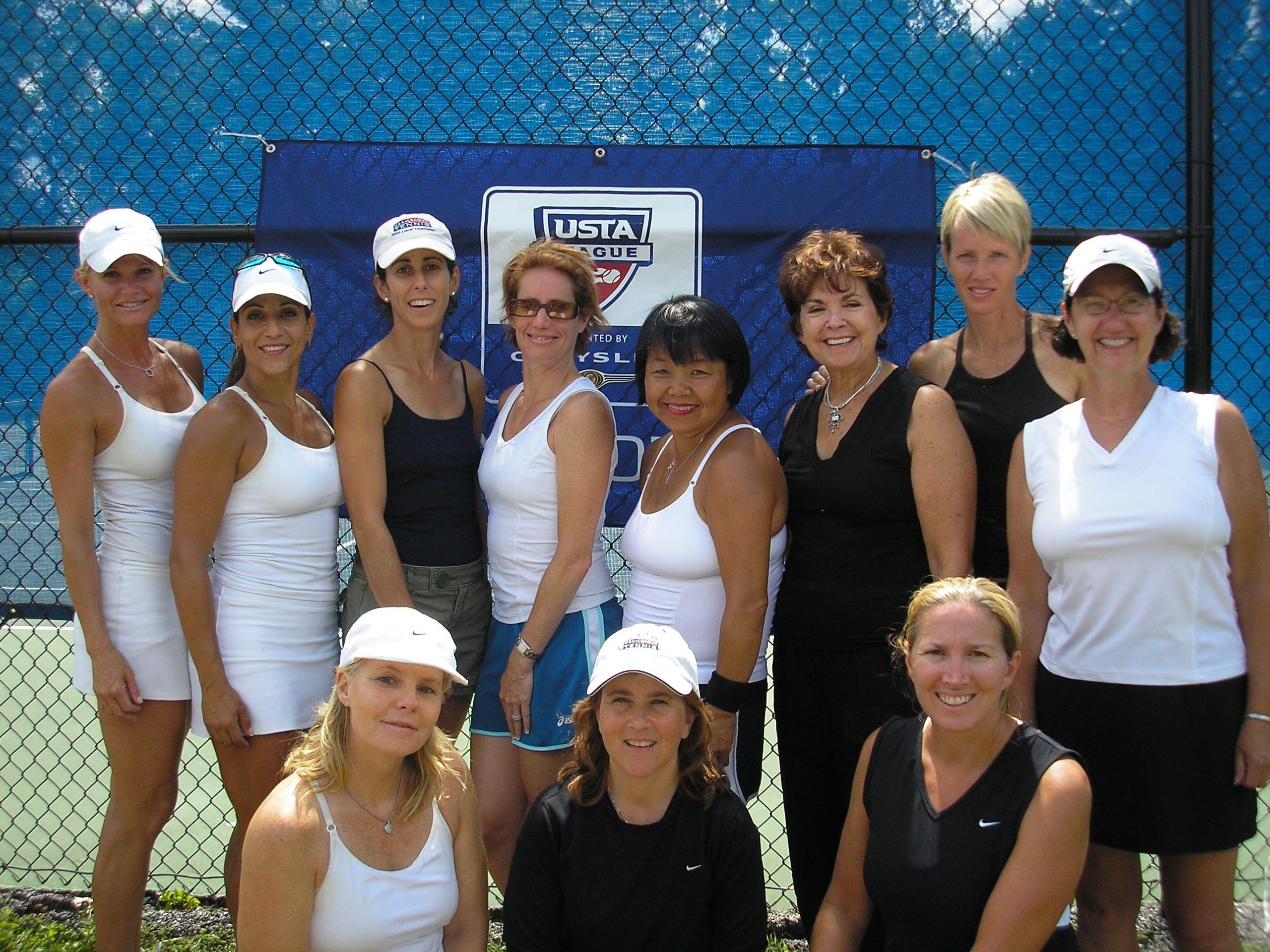 4.0 Women, Northeast Racquet Club