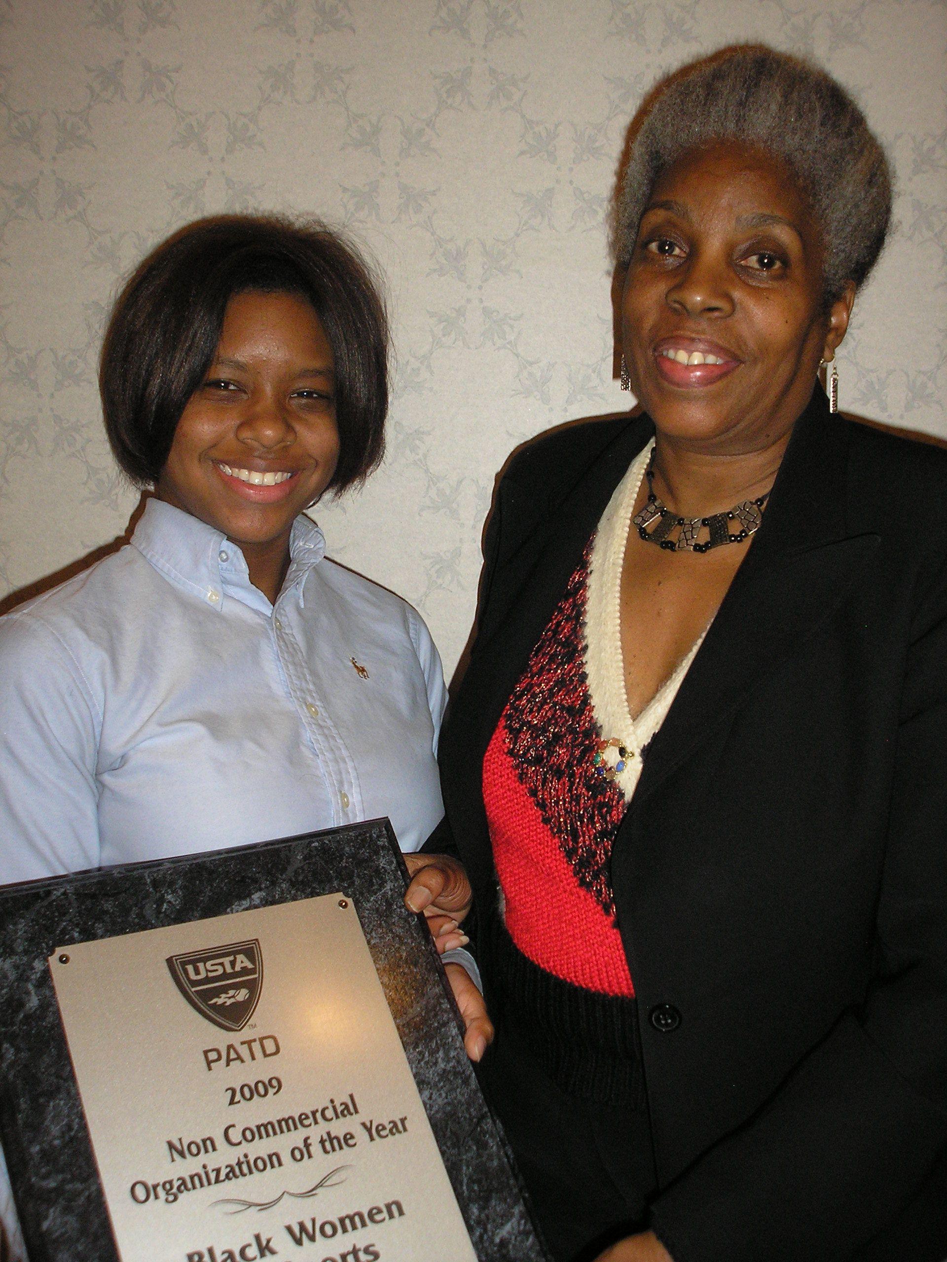 Black Women Sports Foundation
