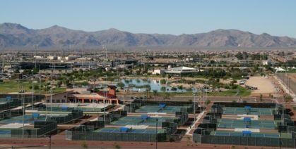 surprise tennis complex