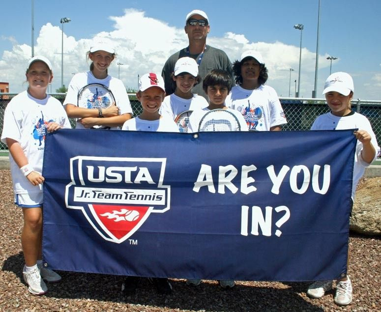 kids with JTT sign