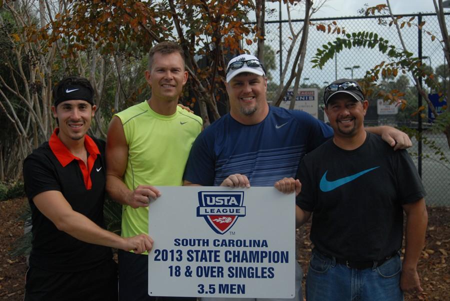 tournaments adult singles league