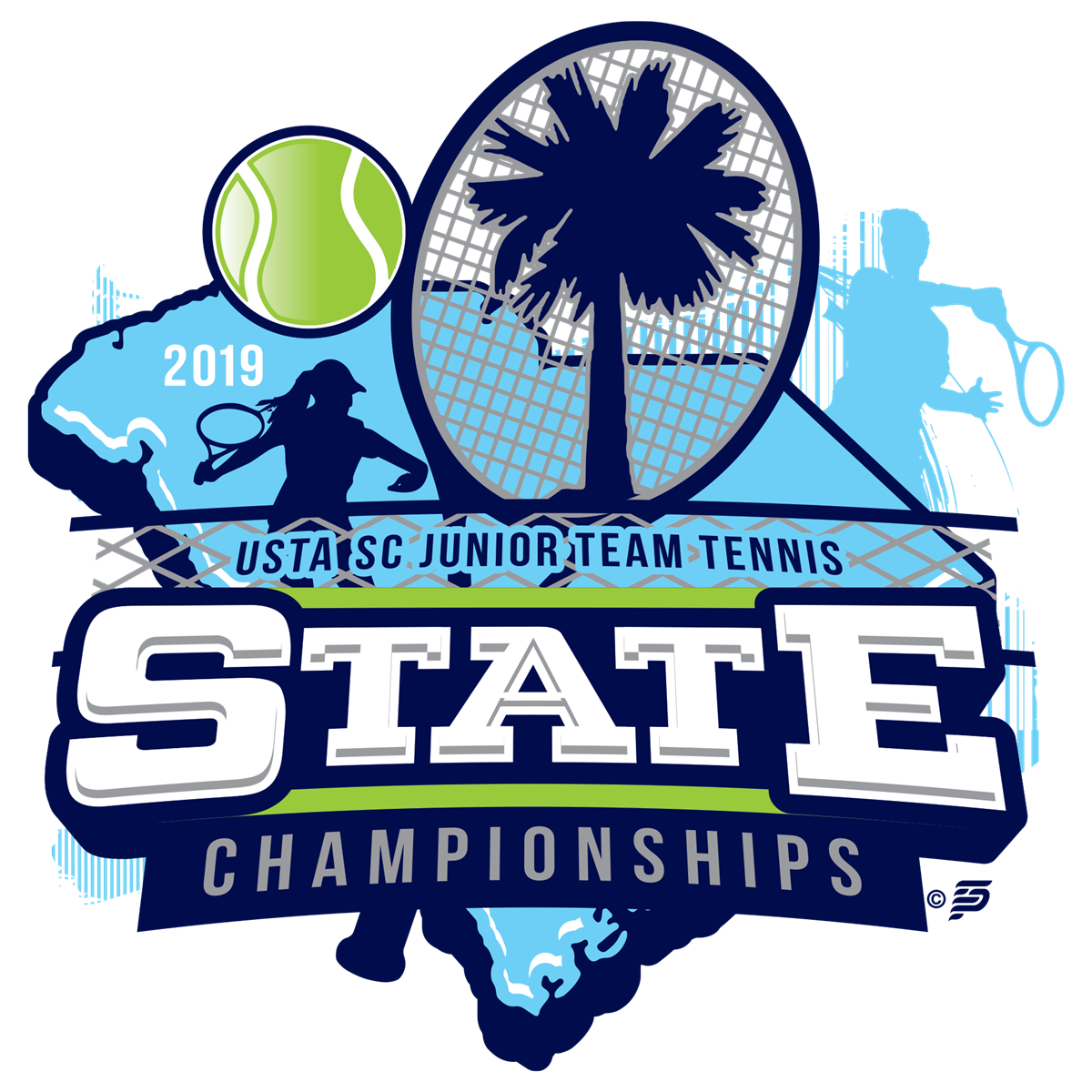 2019-SC-Junior-Team-Tennis-State-Championships