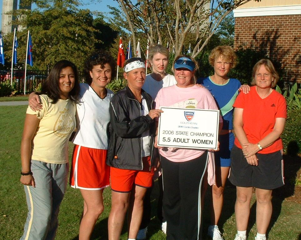 Combo 5.5 Adult Women Champs