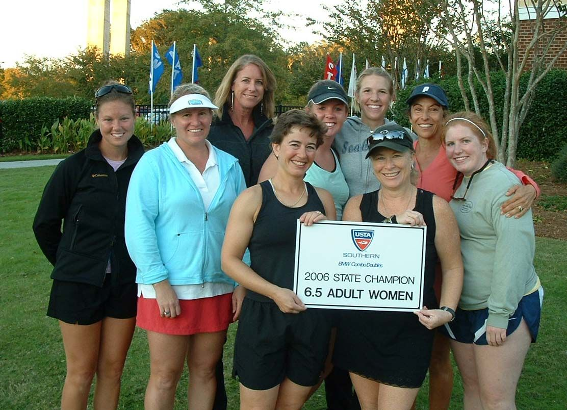 Combo 6.5 Adult Women Champs