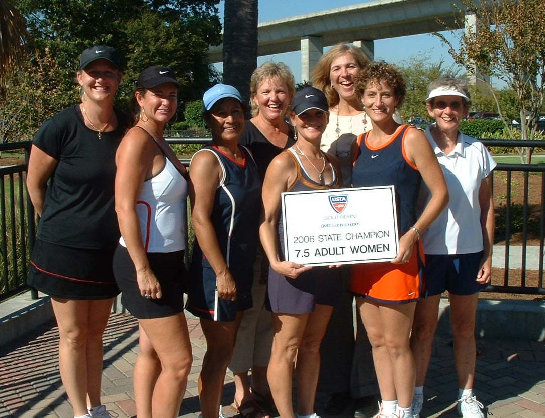 Combo 7.5 Adult Women Champs