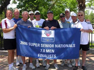 Super Senior 7.0 National Finalist