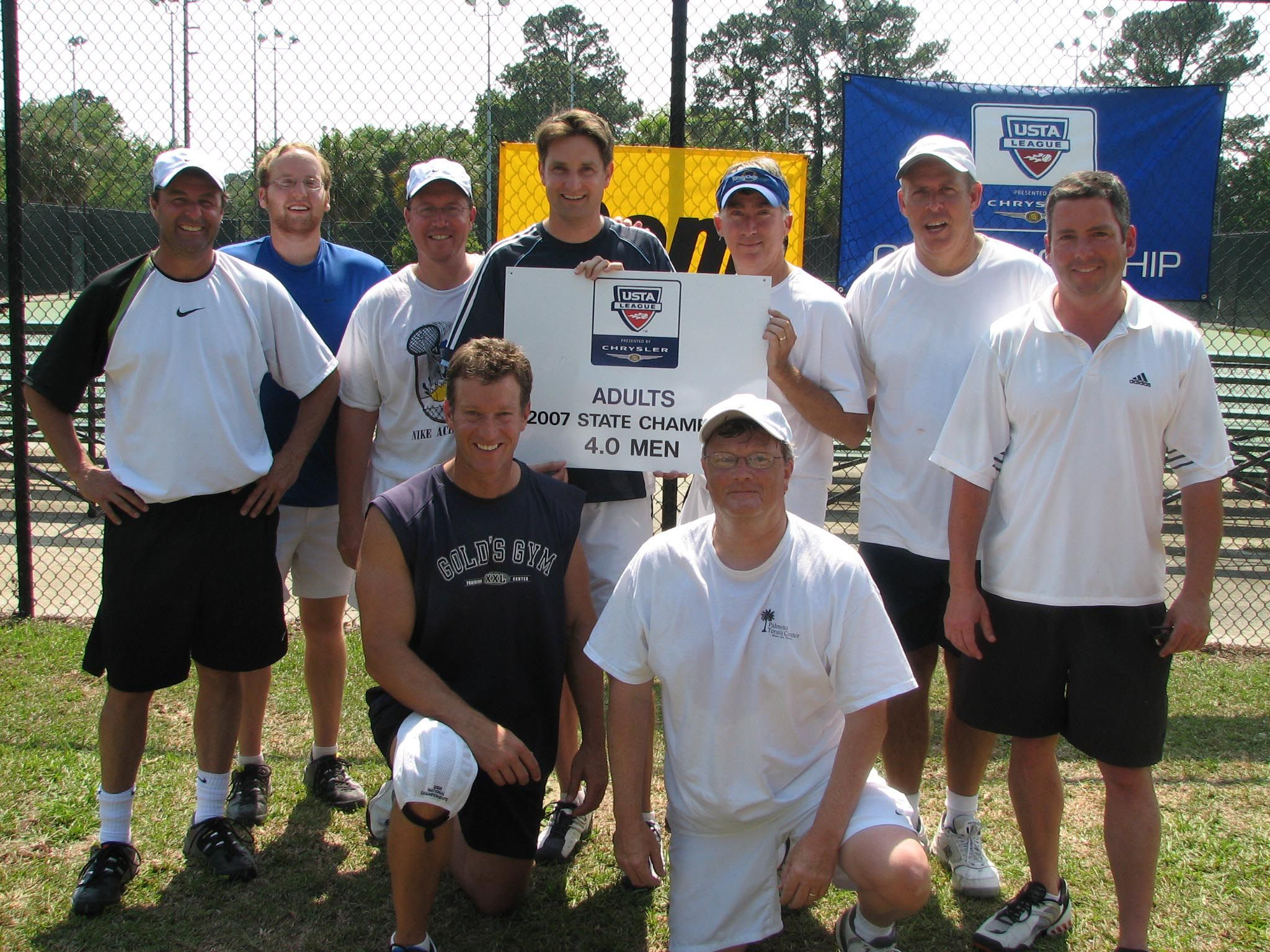 2007 4.0 Adult Men Champs