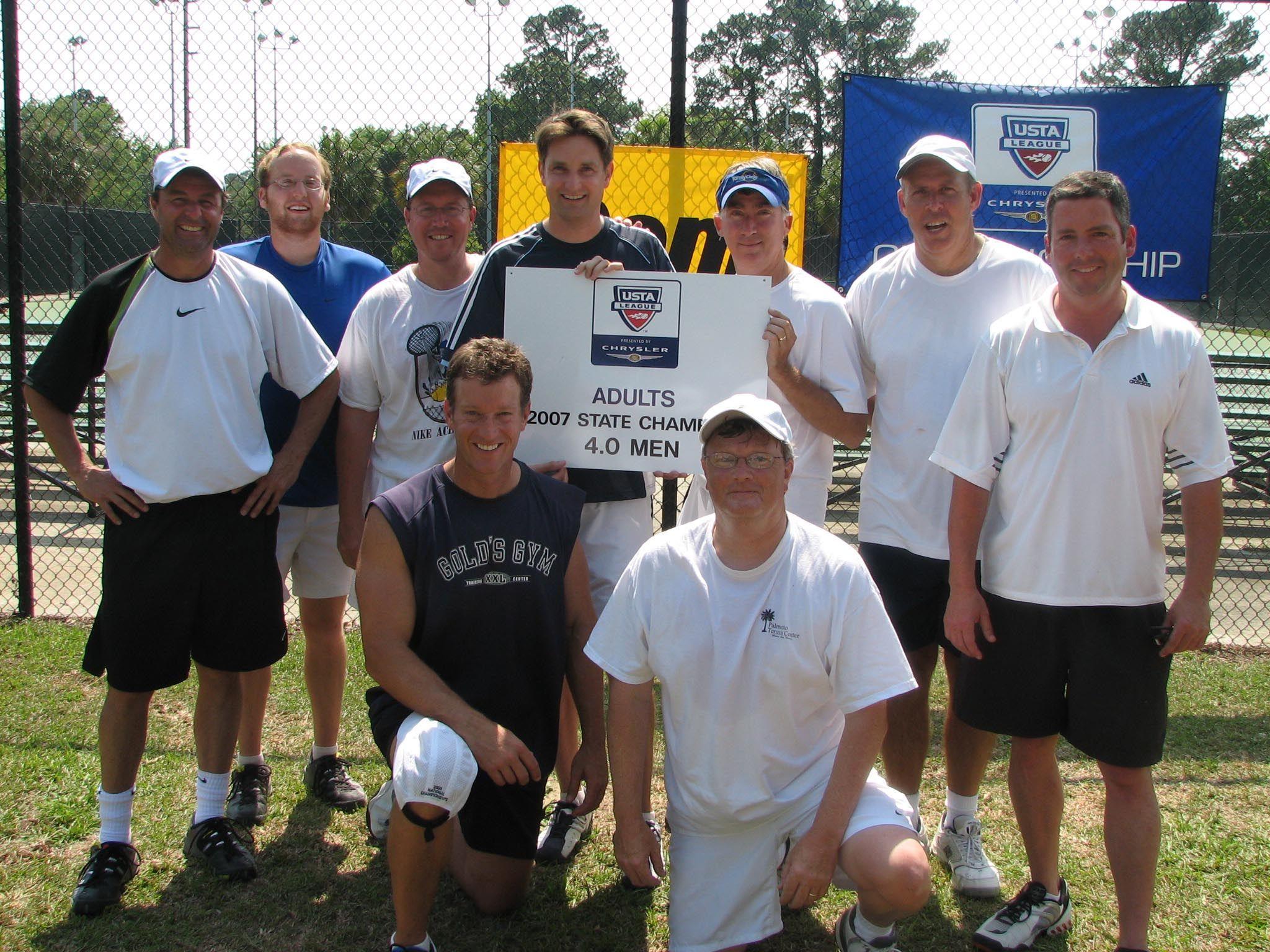 2007 4.0 Adult Men Champs
