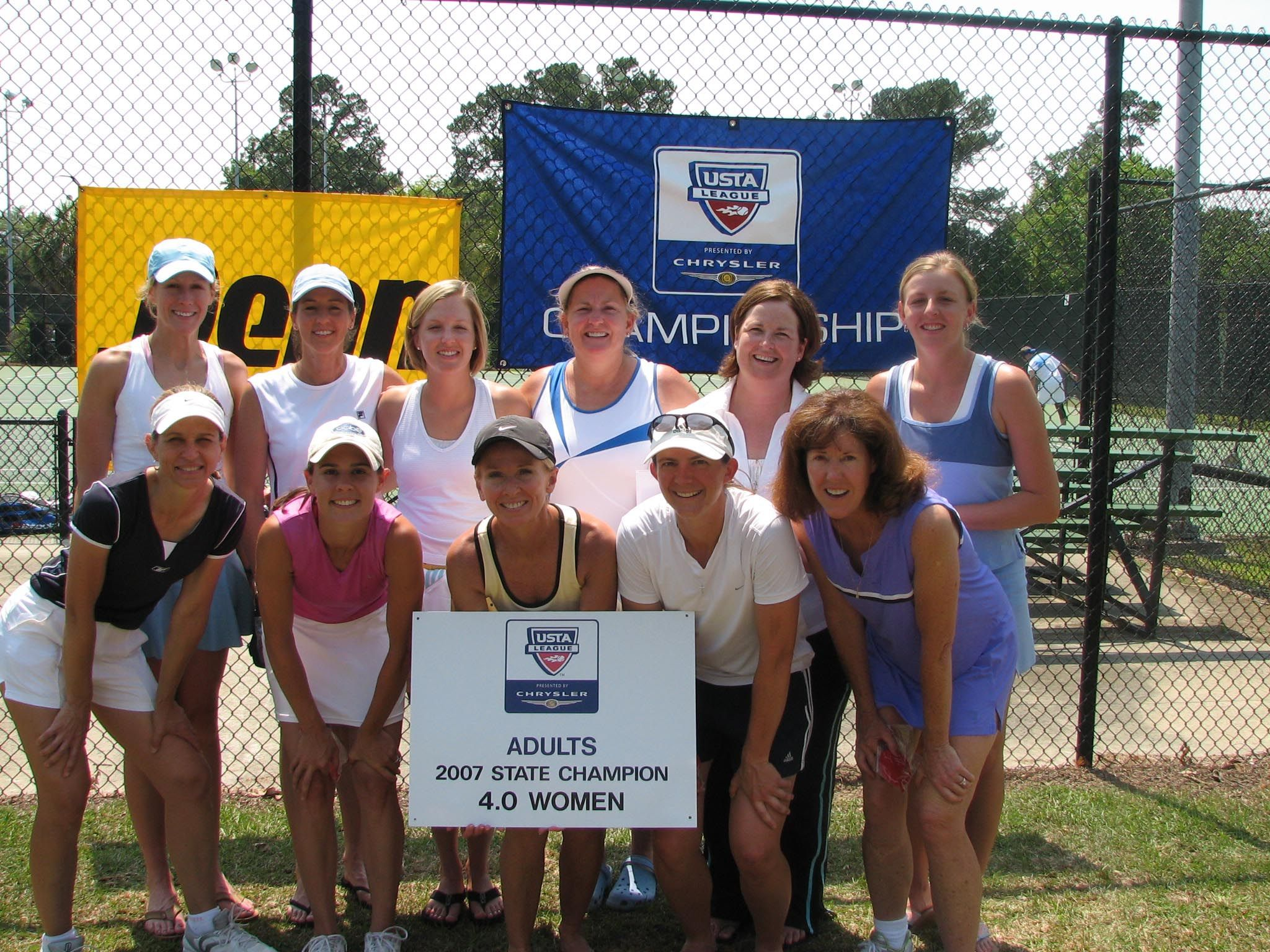 2007 4.0 Adult Women Champs