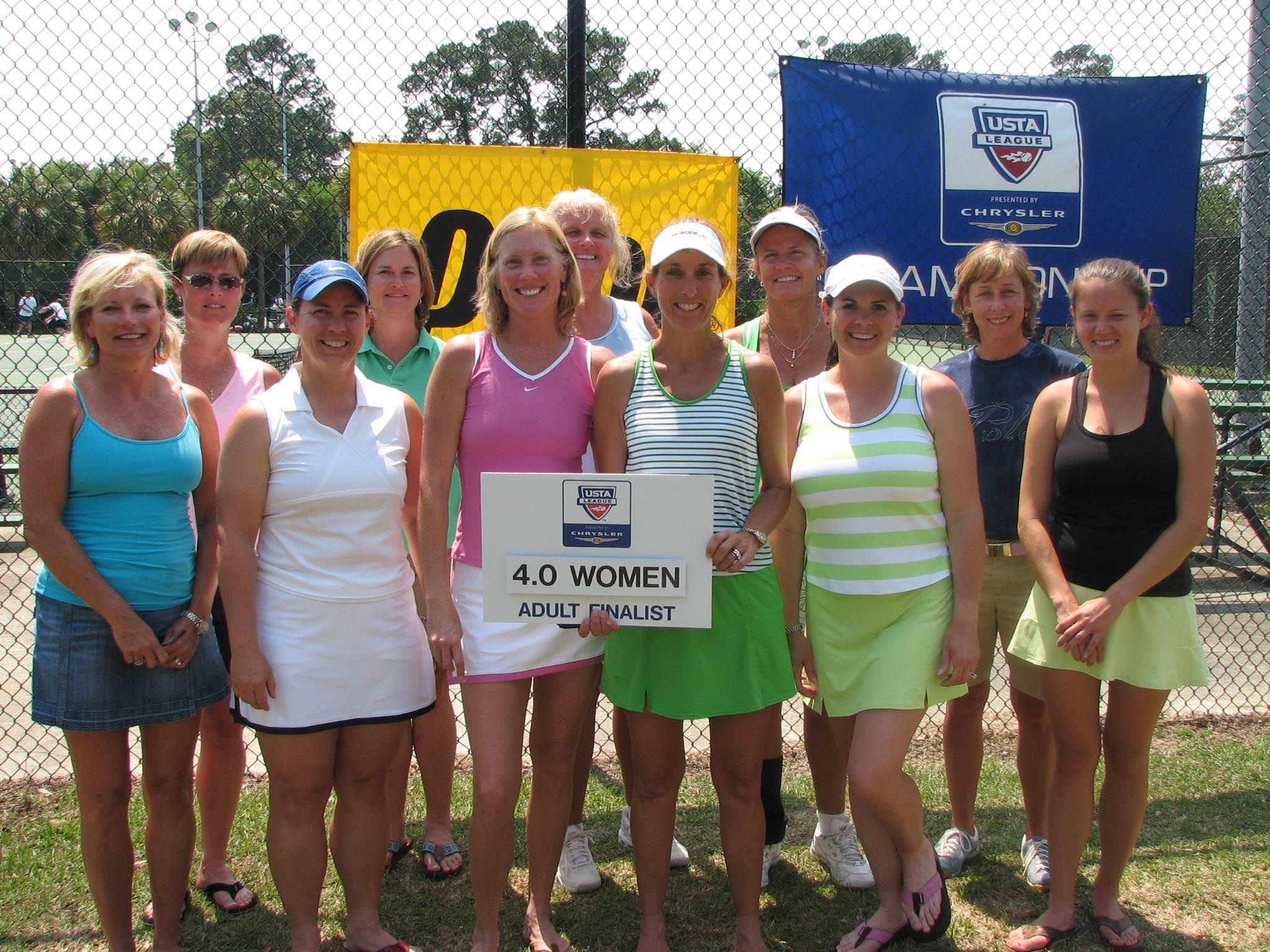2007 4.0 Adult Women Finalist