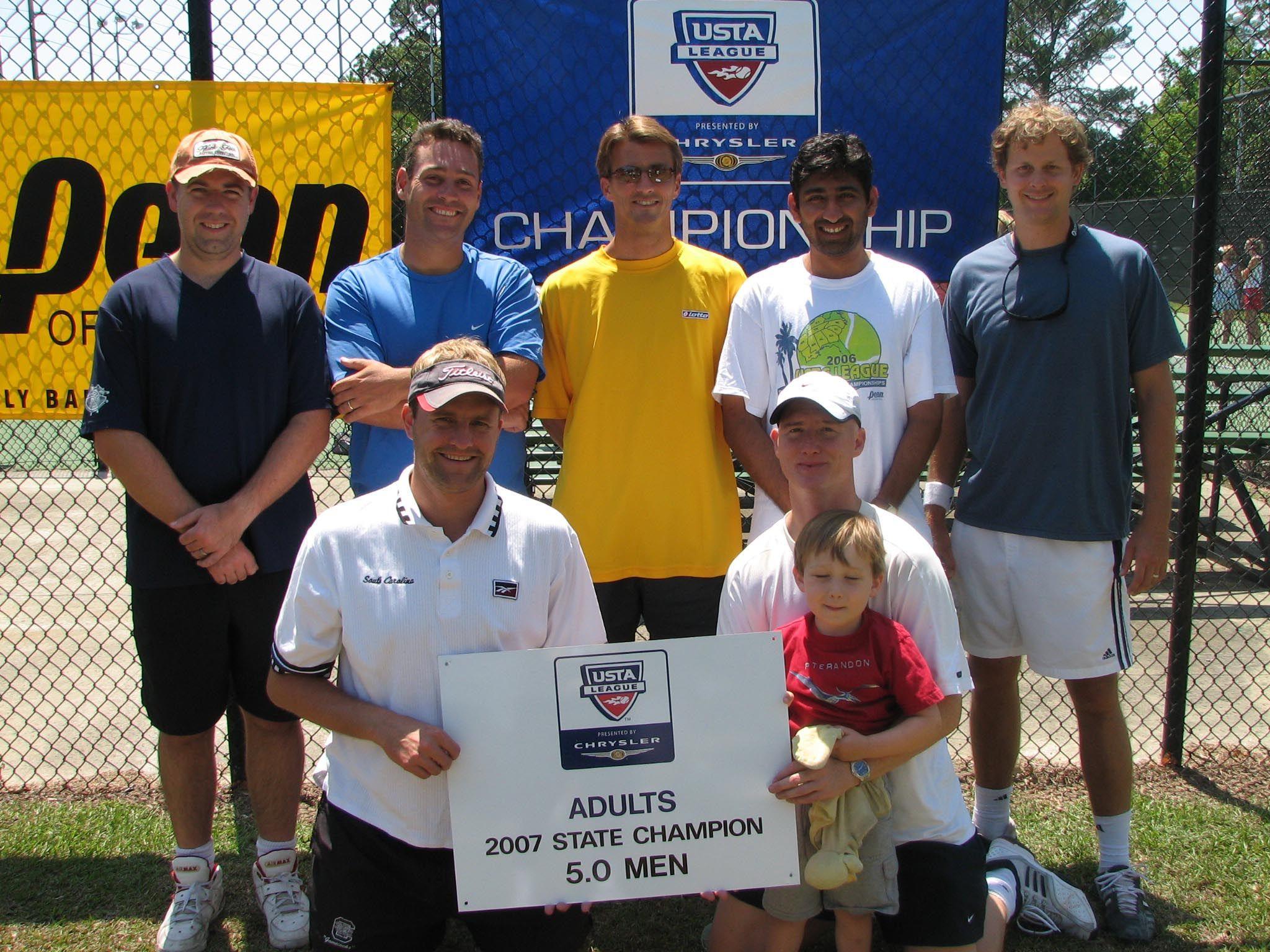 2007 5.0 Adult men Champs