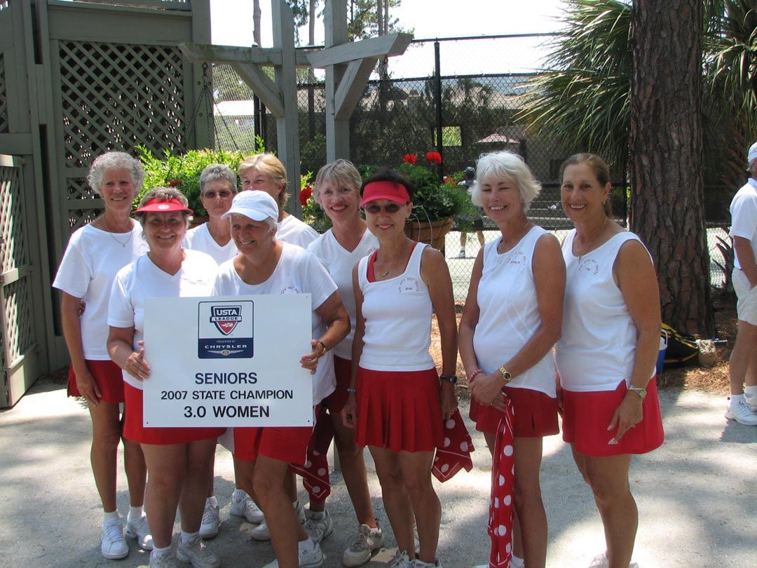 2007 Senior 3.0 Champs Women