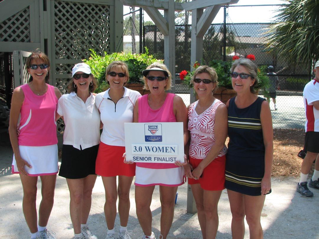 2007 Senior 3.0 Finalist Women
