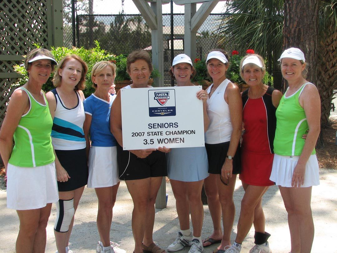 2007 Senior 3.5 Champs Women