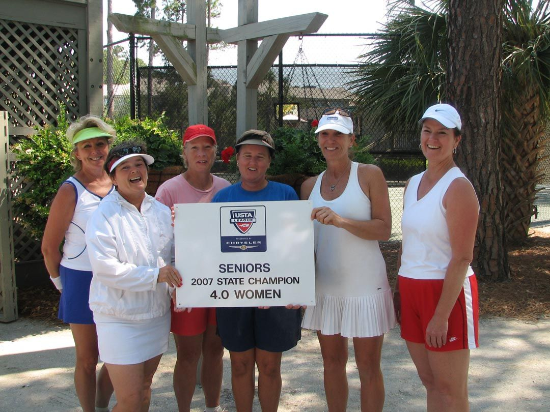 2007 Senior 4.0 Champs Women