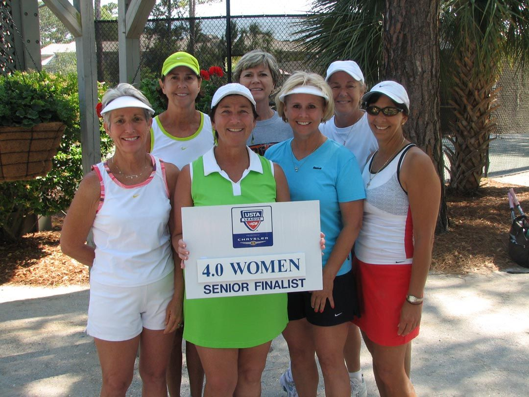 2007 Senior 4.0 Finalist Women