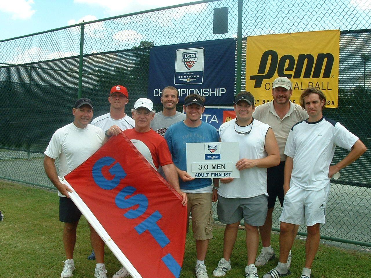 2007 Adult Champs 3.0 M Finalist