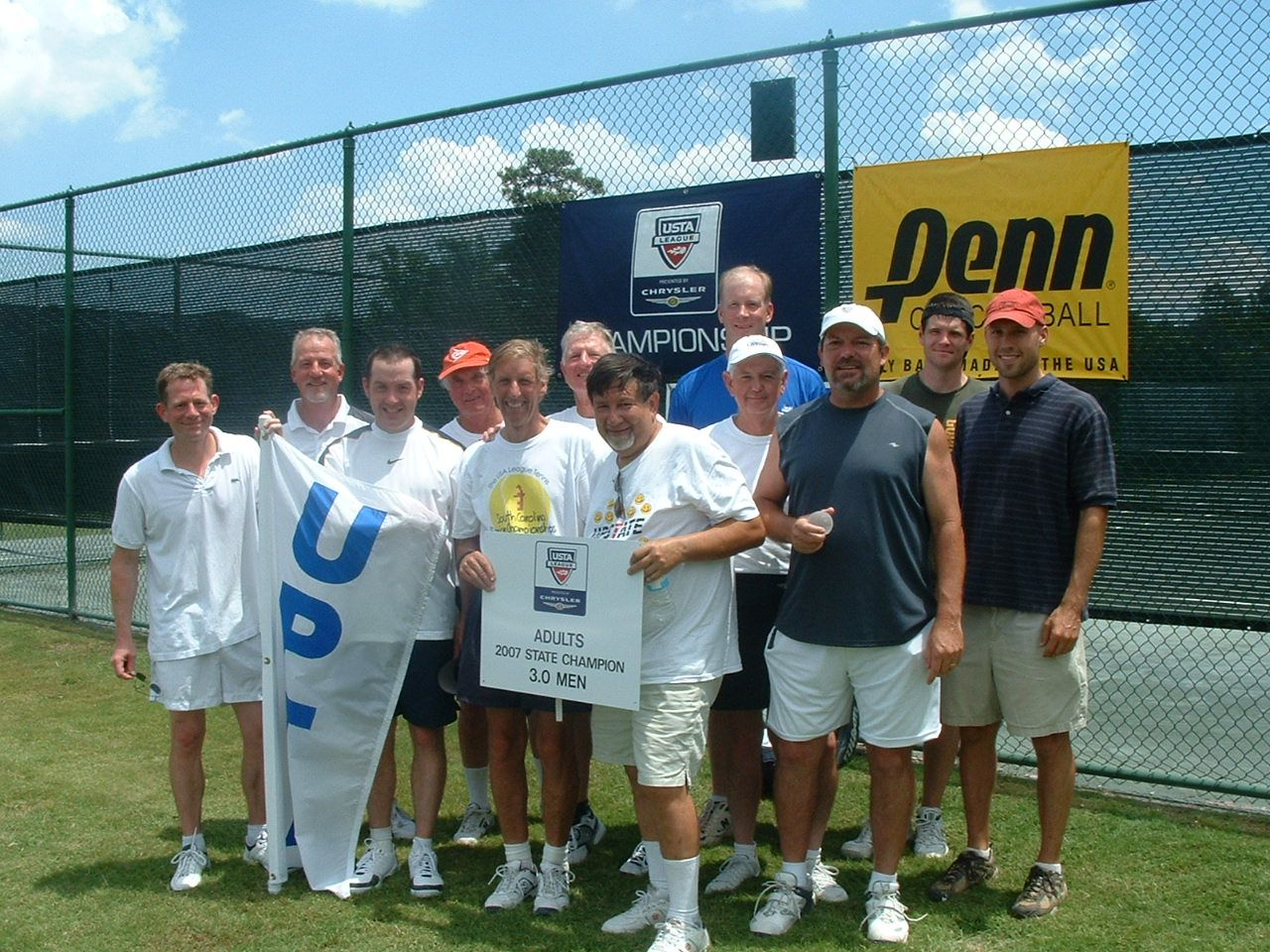 2007 Adult Champs 3.0 M Champs