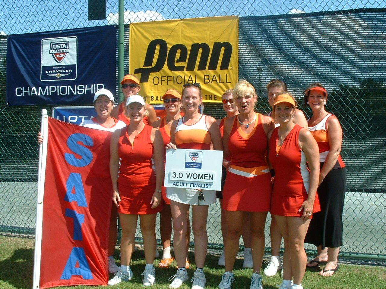 2007 Adult Champs 3.0 W Finalist