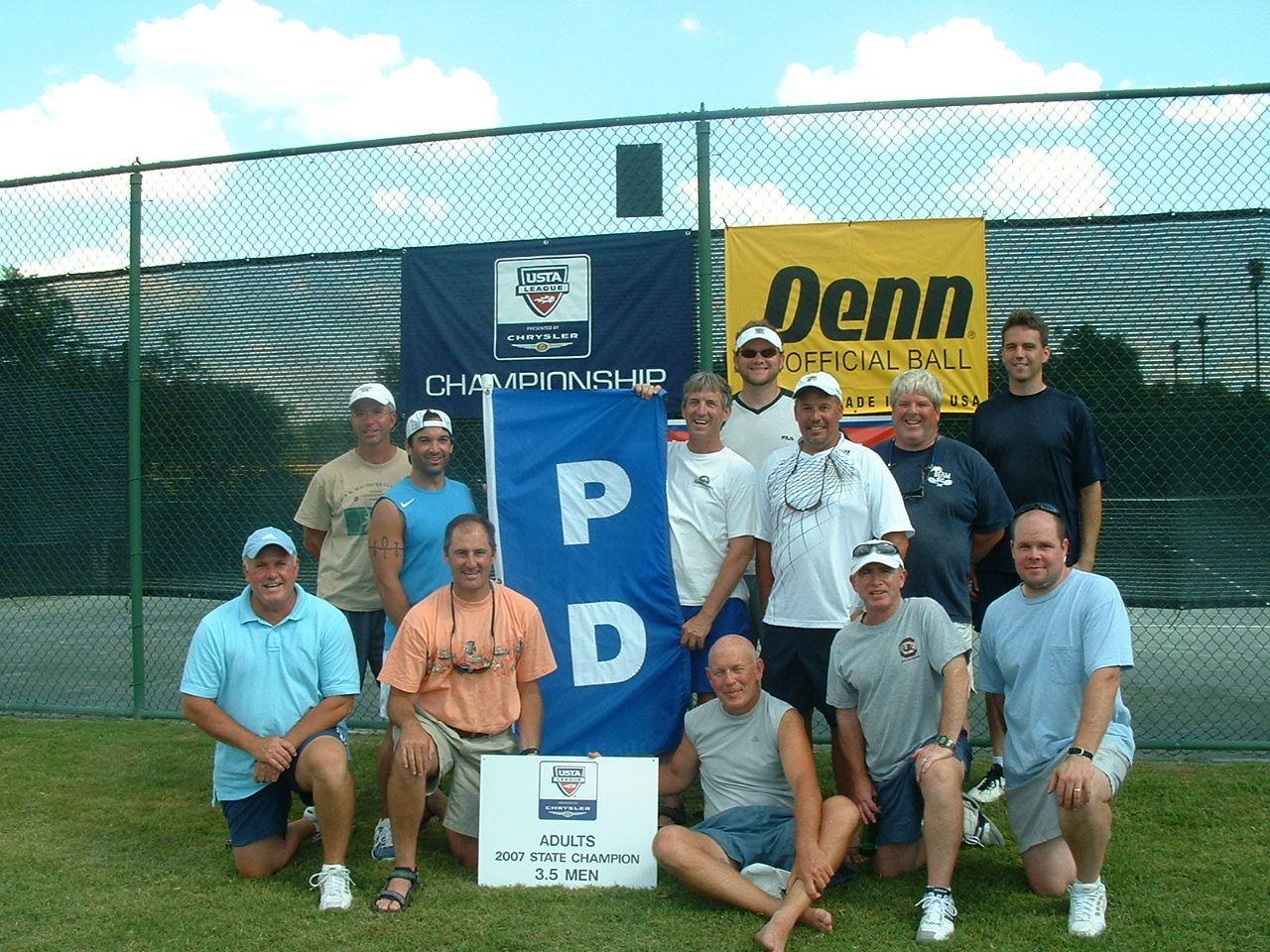 2007 Adult Champs 3.5 M