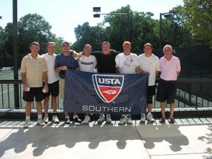 07 Southern Section Mens Open Champs